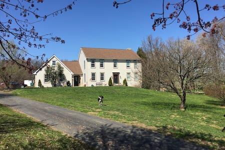 Ascot Farm - Little Britain Township