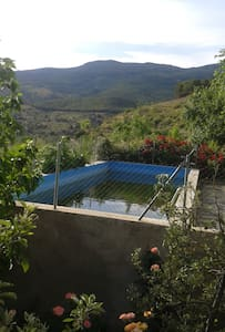cortijo rural en Abrucena - Appartement