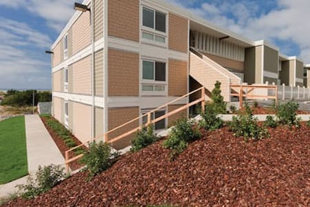 2 Bed WorldMark Surfside Inn, WA - Apartament