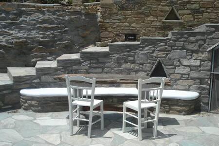 Charming Tinos villa & studio - (ukendt)