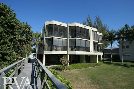 Beach Front- Family or Couples - Longboat Key - 公寓