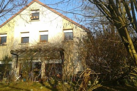Grande maison contemporaine - Crégy-lès-Meaux