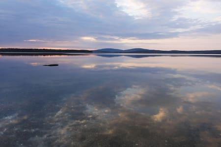 Sunrise Over Acadia Nat'l Park - Talo
