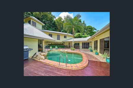 Rainforest Retreat - Bayview Heights - House