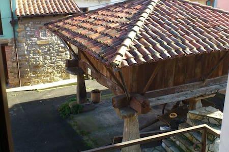 Estudio familiar en aldea costera de Ribadesella. - Ribadesella - Pis