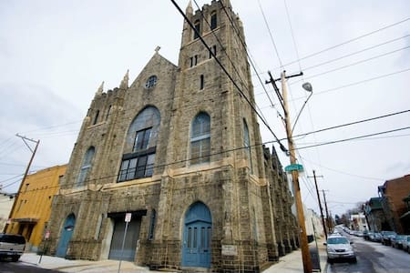 MANAYUNK CONDO converted Church - Philadelphia