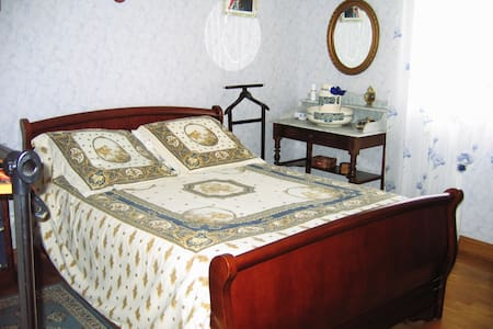 Chambre bleue - House