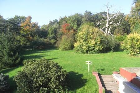 Moorcroft Apartment: rural location (temp photos) - Staffordshire