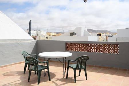 Rooftop Terrace Skyview Wifi - Wohnung