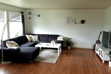 Shared appartment close to Høgskulen i Volda - Apartamento