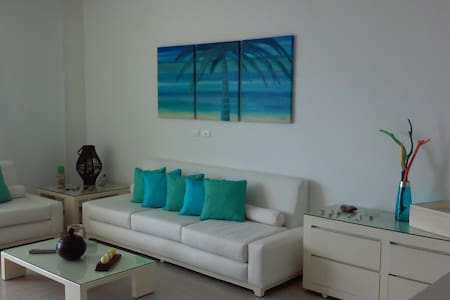 Luxury apartment, beach front condo, relaxing view - Apartment