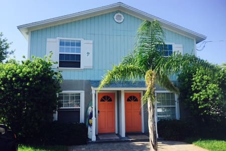 Jacksonville Beach Townhome - ジャクソンビルビーチ