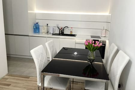 Comfortable room, close to city center and MTP - Poznań - Apartment