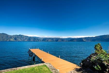Luxurious Lake Front Property/Families/Couples - Cerro de Oro - Lomamökki