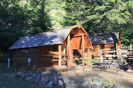 Rustic Cabin #9 by Lake Cd'A - Coeur d'Alene