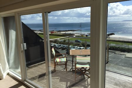 Salthill Waterfront Penthouse