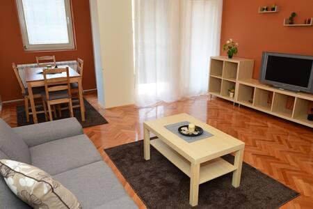 Square Apartment - Jack 4 - Skopje - Apartment