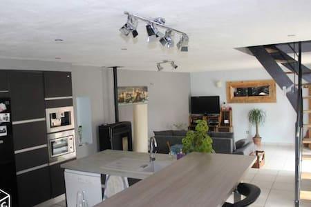 jolie maison de village - Saint-Martory - Haus