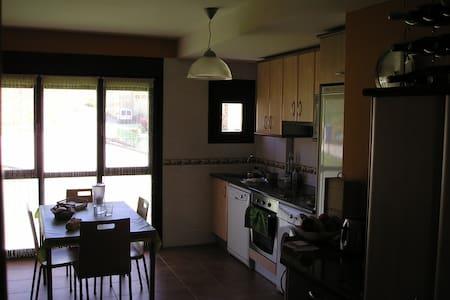 apartamento con asador - Cuzcurrita de Río Tirón - Appartement