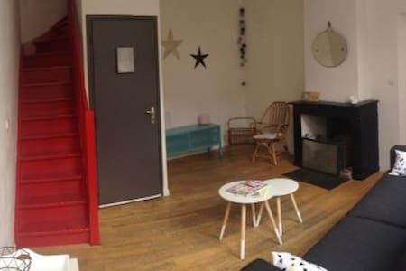 Bel Appart quartier St Nicolas - Apartamento
