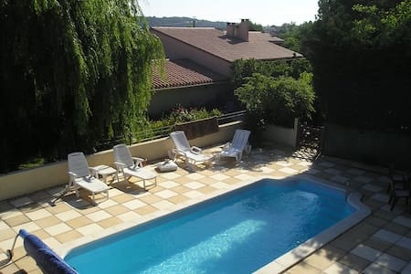 Le Lili 2 bed cottage+ private pool,nr Carcassonne - House