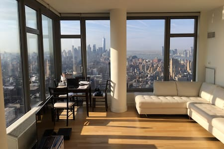 Luxury Apartment with Epic Views - New York - Lejlighed