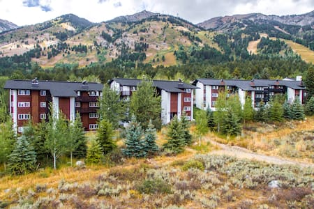 Outpost: Tensleep A9 - 2BR - Teton Village - Appartement
