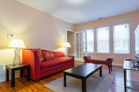Welcoming & Cozy  2/BDR & 1BA Condo - Kondominium
