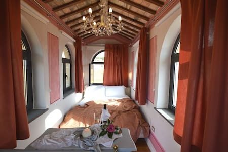 Velia cam2p Tarquinia Resorts - Tarquinia - Bed & Breakfast