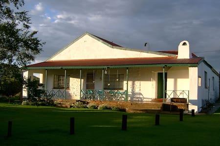 Stunning home on wetland - Huis