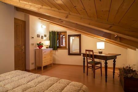 Camera mansardata a Peio, Val di Sole, Trentino - Peio - Apartment