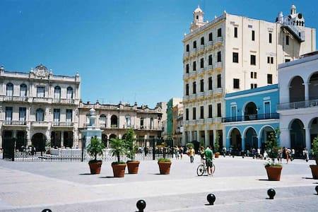 Apt. Escorial (Plaza Vieja) - Apartament