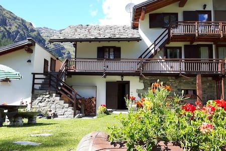 Casa Ines - Gressoney La Trinitè