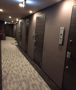 1 min to train station,Shinjuku new lux apartment - Appartamento