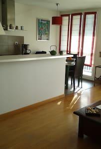 Bel appart proche Paris/Versailles - Chilly-Mazarin - Apartemen