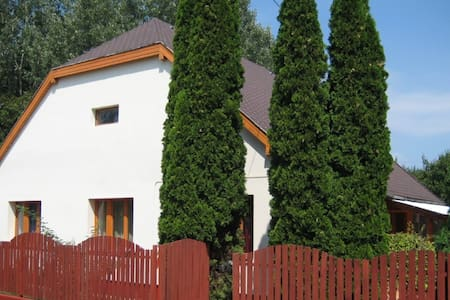 Balatonvilagos holiday home on a quiet street - Casa