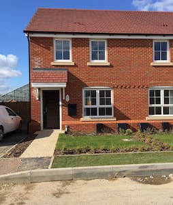 Family home close to Goodwood - Barnham - Rumah