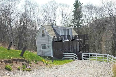 Harbourville cottage - Bay of Fundy view - Berwick - Cabin