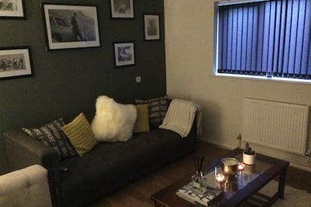 Comfy room 5 mins drive to Piccadilly station - Manchester - Casa