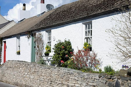 "Quaint and cosy ""Lilac Tree"" Cottage, Greyabbey - Greyabbey - Rumah"