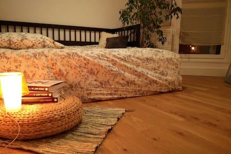 Chambre cosy à moins d'une heure des pistes de ski - Meylan - Wohnung