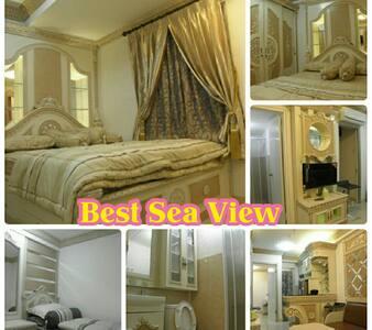 2 Bedroom Full Furnished Sea View . - Jakarta UTARA  - Wohnung