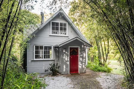 Beautiful country cottage hideaway - Mullumbimby Creek - Haus
