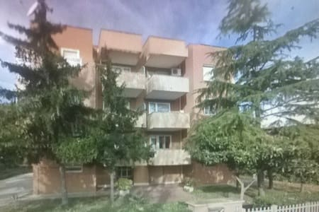 A flat near many facilities; - Rimini