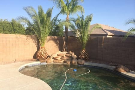 Sunny oasis for Spring Training - Litchfield Park - Casa