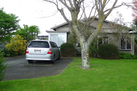 1920's house, quiet, confortable and central - Hastings - Talo