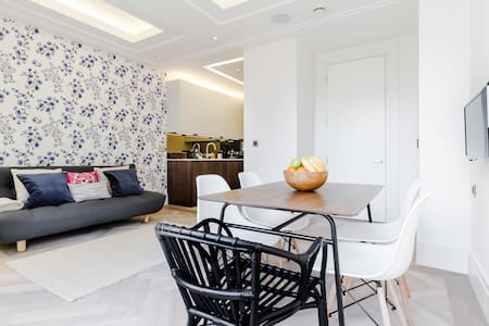 Newly Built Luxury Flat Westminster