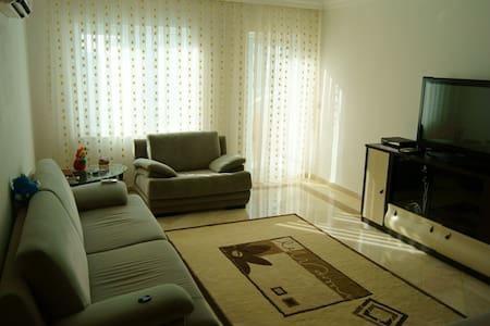 """My Marine Residence"" квартира 2+1 - Mahmutlar Belediyesi - Huoneisto"