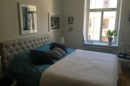 Nice studio in city Vasastan for two - Stockholm - Apartment