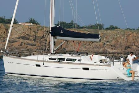 Your holidays sailing on Geronimo II ! - Castellammare di Stabia - Boot